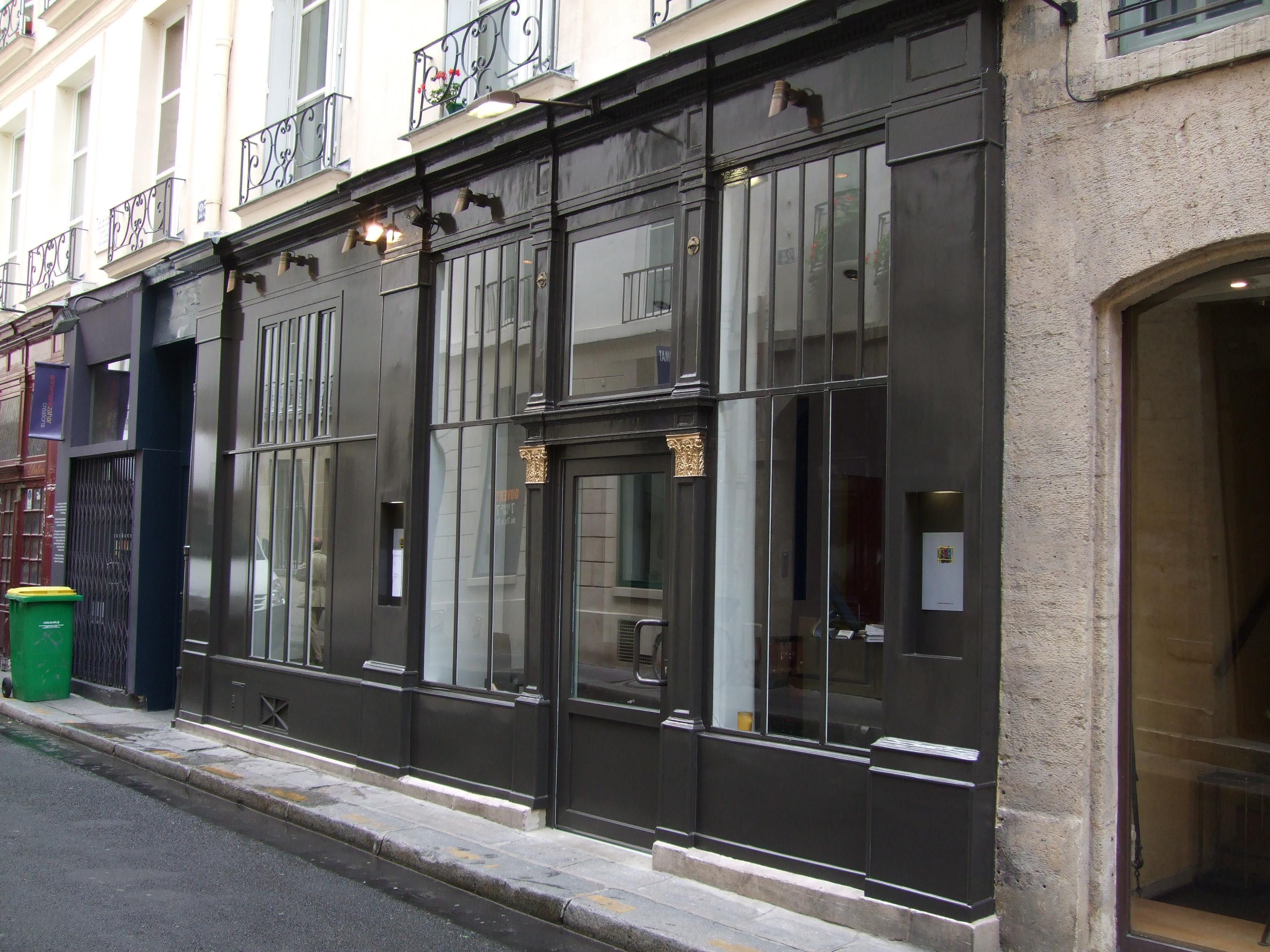 john talbott s paris kitchen galerie bis in the 6th two steps