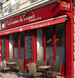 John talbott 39 s paris la cantine du troquet dupleix peasant food at its best - La cantine du troquet paris ...