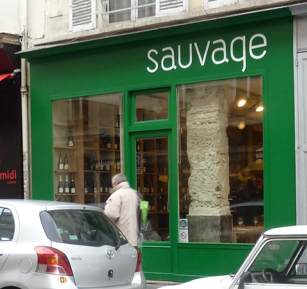 23 Rue Du Cherche Midi john talbott's paris: le sauvage (rue du cherche midi) in